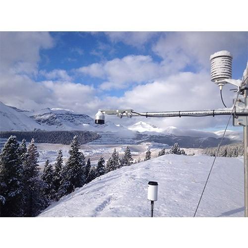 WS-SD05 超声波雪厚水位监测系统