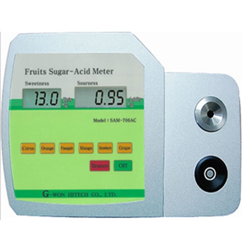 SAM-706AC多功能糖酸度计